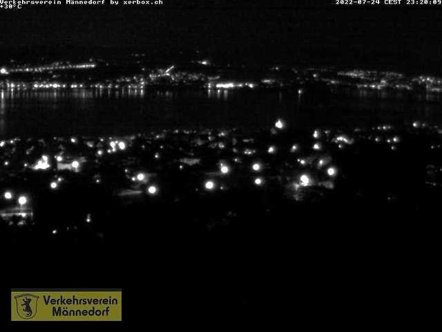 weather Webcam Männedorf