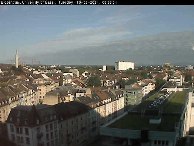 tiempo Webcam Basel