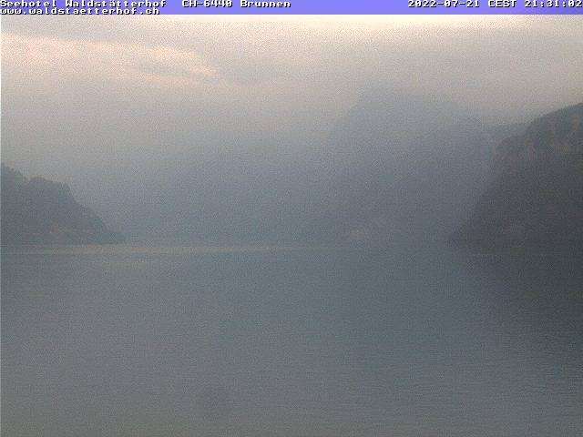 weather Webcam Brunnen SZ