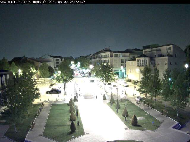 aura Webcam Athis-Mons