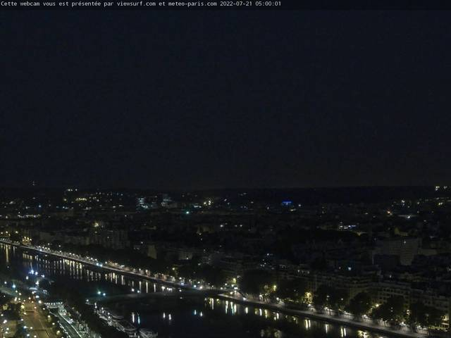aura Webcam Paris-Orly