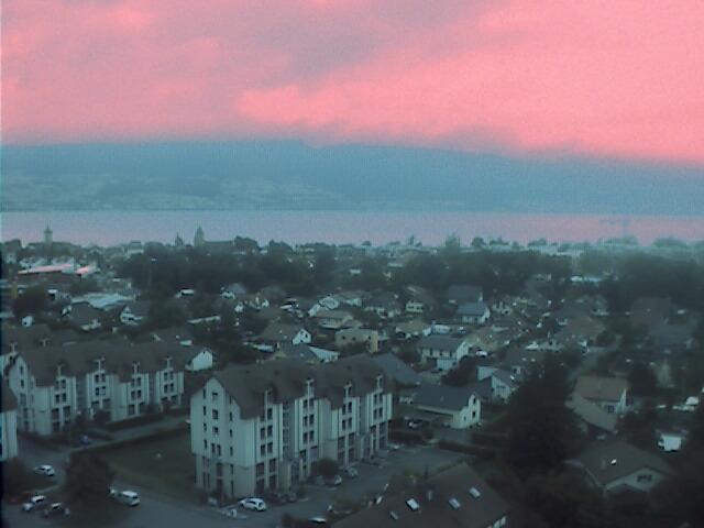 weather Webcam Estavayer-le-Lac