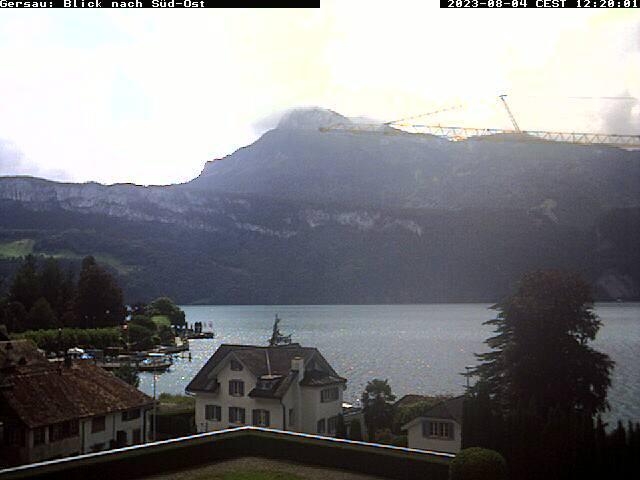 weather Webcam Gersau