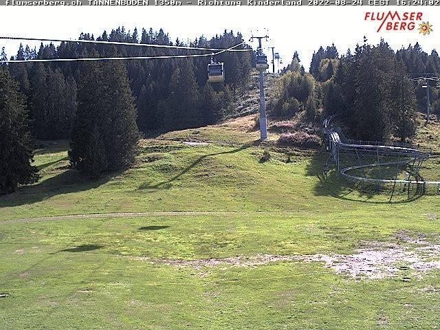 weather Webcam Tannenboden/Flumserberge