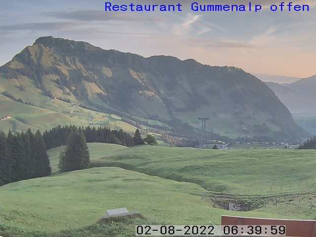 Wetter Webcam Dallenwil
