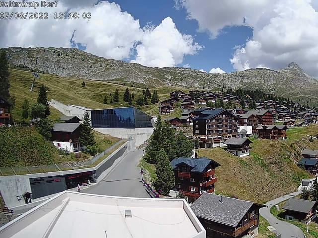 Wetter Webcam Bettmeralp