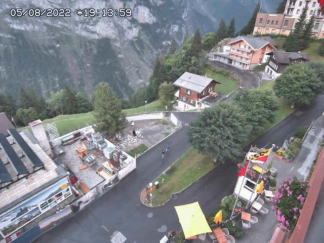 Wetter Webcam Mürren