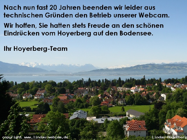 meteo Webcam Lindau