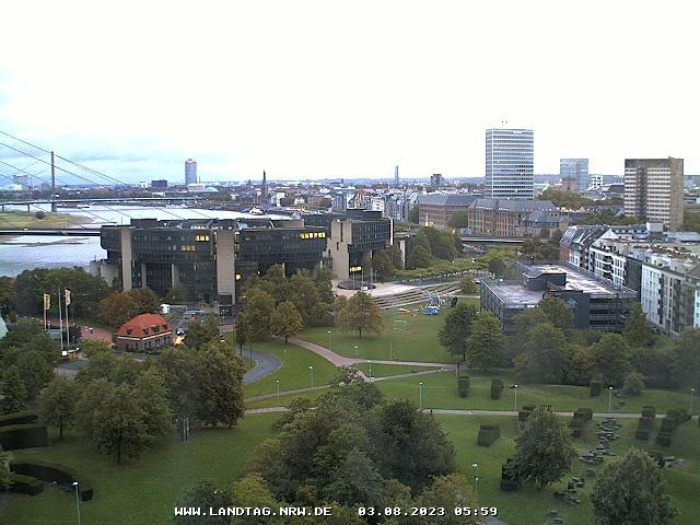 meteo Webcam Düsseldorf