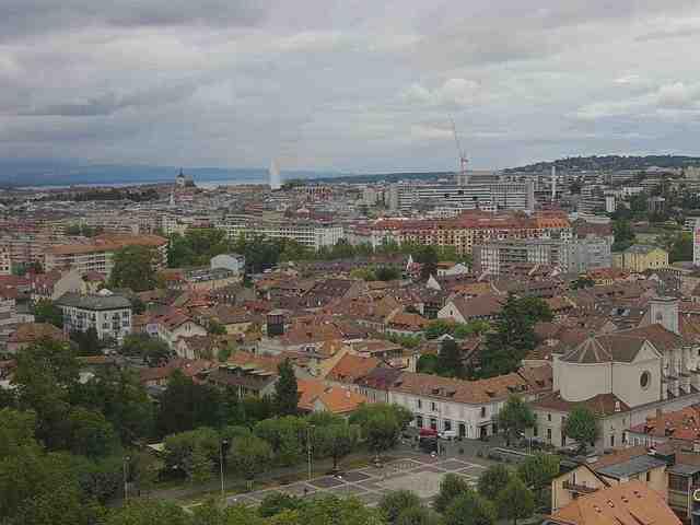 Wetter Webcam Genève