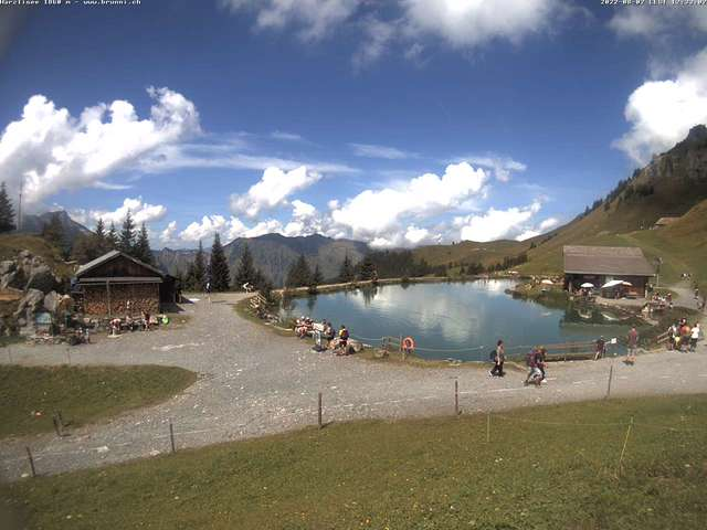 weather Webcam Engelberg