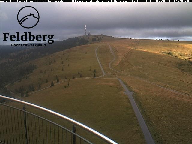 Wetter Webcam Feldberg Schwarzwald