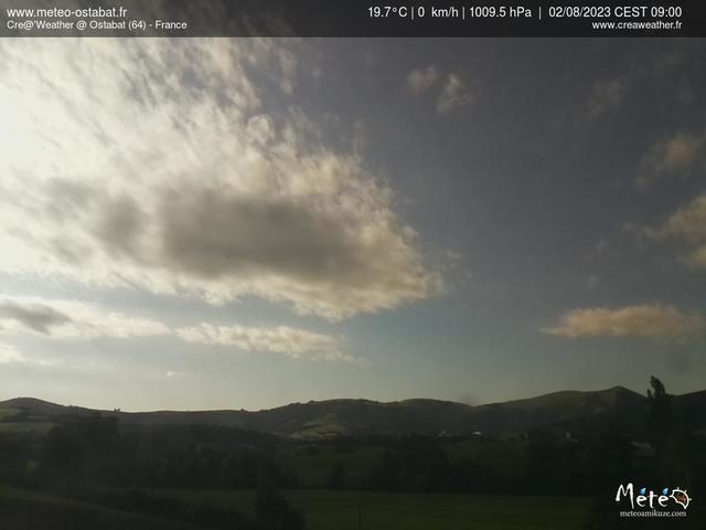 météo Webcam Gamarthe