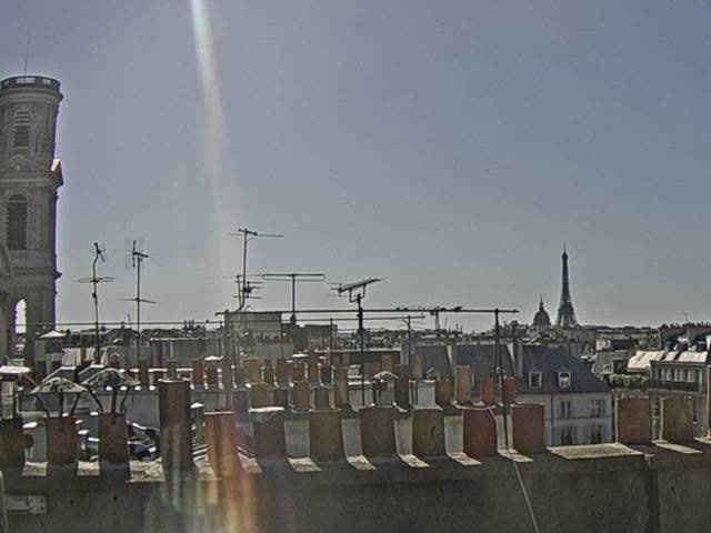 Wetter Webcam Paris Montsouris