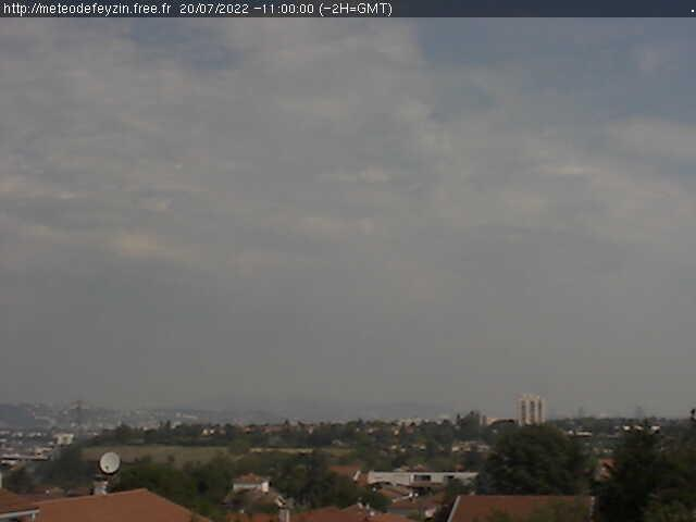 Wetter Webcam Lyon Bron