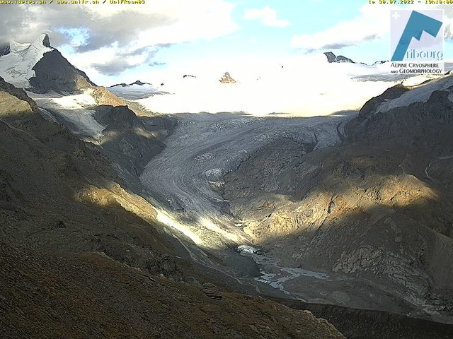 tiempo Webcam Findelengletscher