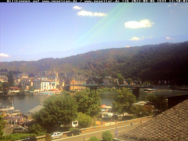 weather Webcam Traben-Trarbach