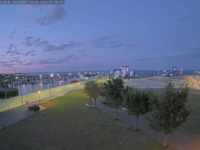 weather Webcam Wyk auf Föhr