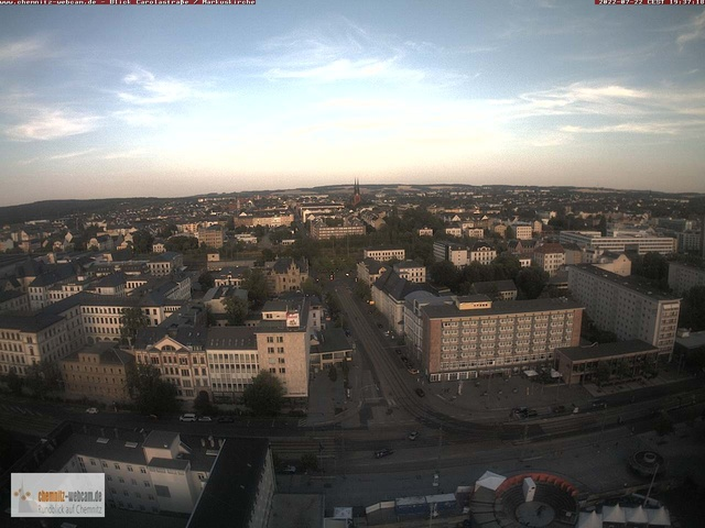 Wetter Webcam Chemnitz