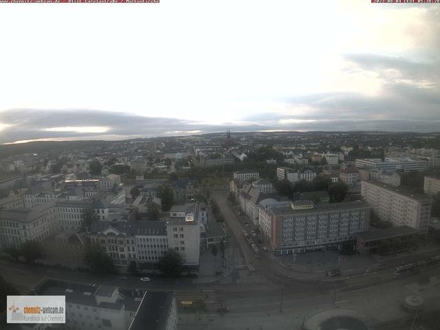 tiempo Webcam Chemnitz
