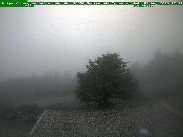 météo Webcam Brotterode