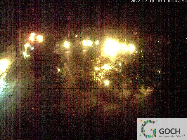 weer Webcam Goch