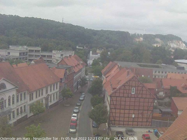 météo Webcam Osterode am Harz