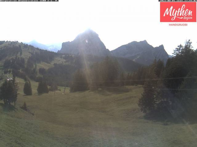 Wetter Webcam Mythen