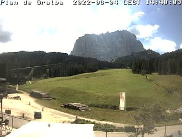 Wetter Webcam Wolkenstein in Gröden