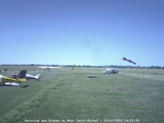 weather Webcam Avranches