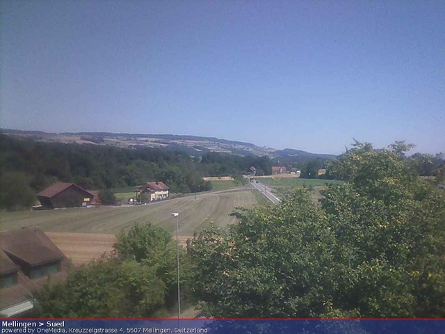 météo Webcam Mellingen