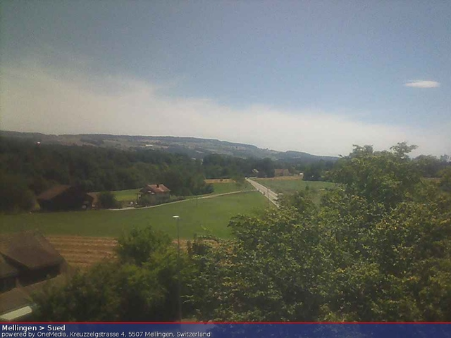 Wetter Webcam Mellingen
