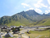 Webcam Grand Tourmalet (Grand Tourmalet - La Mongie Village (1750m))